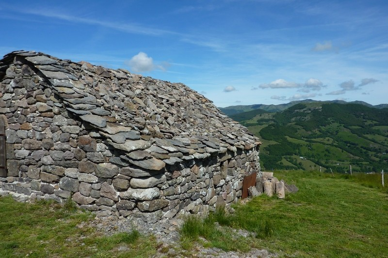 Vallée de la Cère : Burons Niercombe / Fumade vieillle P1050323