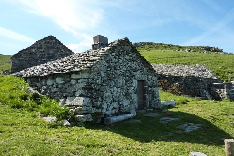 Vallée de la Cère : Burons Niercombe / Fumade vieillle P1050324