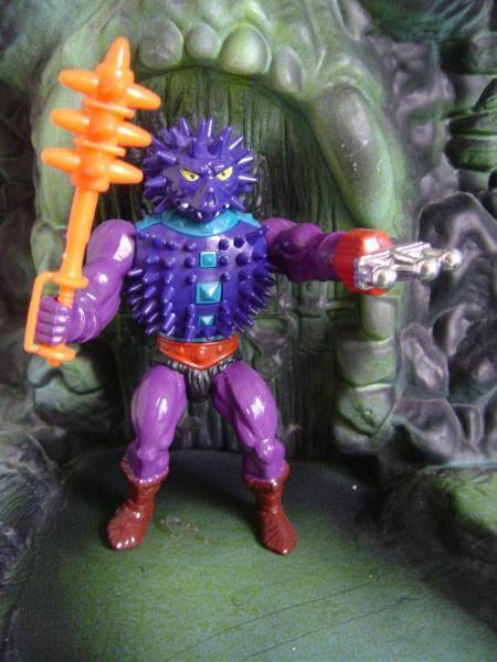 MASTERS OF THE UNIVERSE Classics (Mattel) 2008+ - Page 3 Spikor11