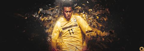 1st Wall [WIP] Neymar14