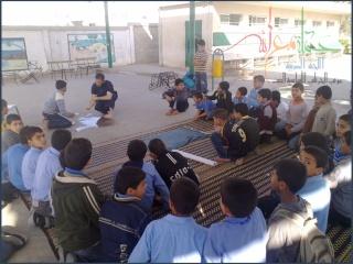مدرسة عوني الحرثاني الأساسية للبنين 8-210