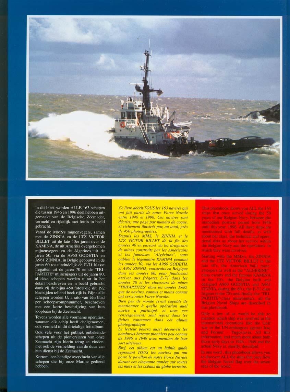 Livres retraçant l'histoire de notre marine - Page 2 Boekac10