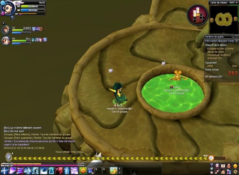 Screenshots de NoOb 20101210