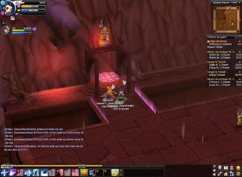 Screenshots de NoOb 20101211