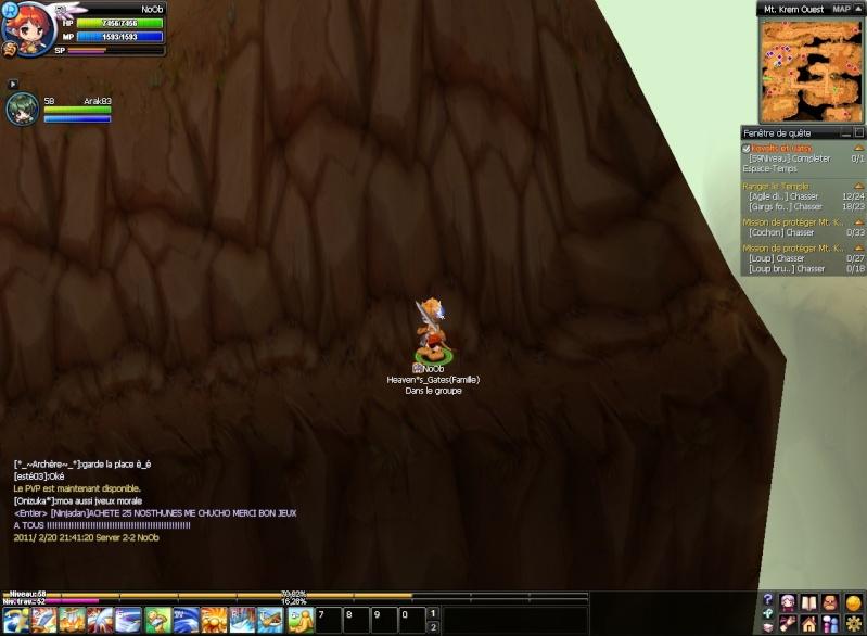 Screenshots de NoOb 20110210