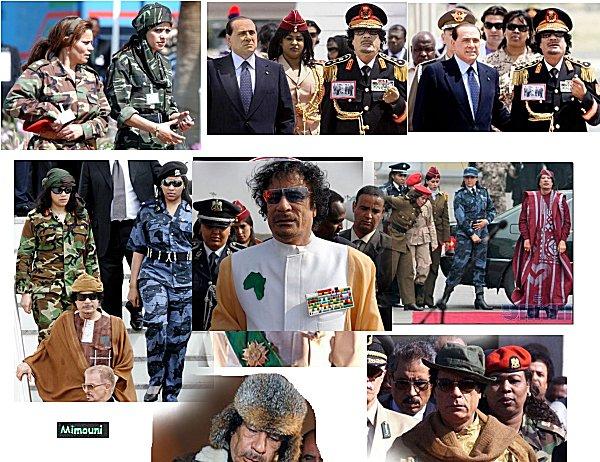 mimouni - Mimouni: Le paradoxe Libyen Kadafi13
