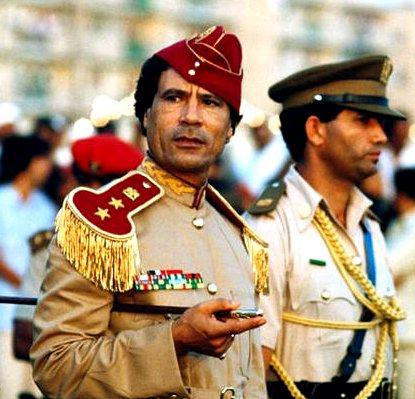 mimouni - La phase finale pour le president Kadhafi Kadafi14