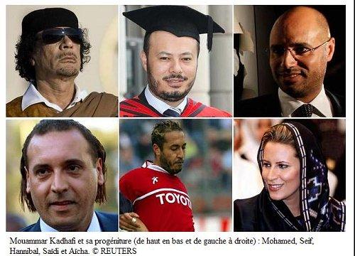 marche - Mimouni: Le paradoxe Libyen Libye810