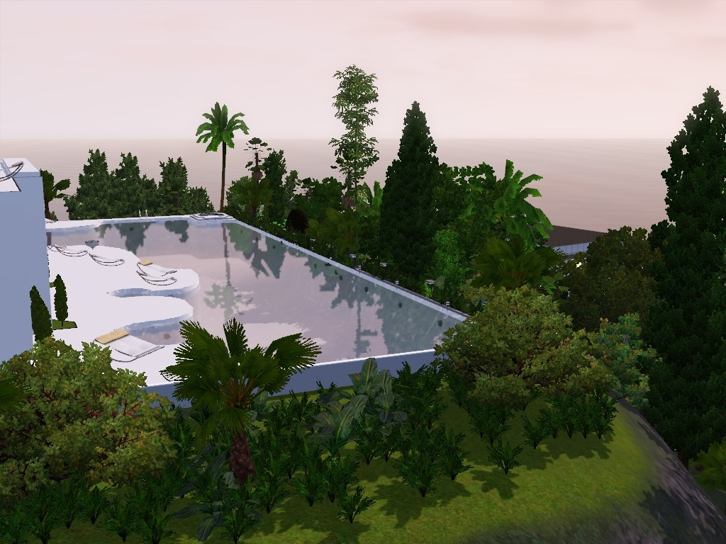 exxlusive modern house sims 3 Screen12