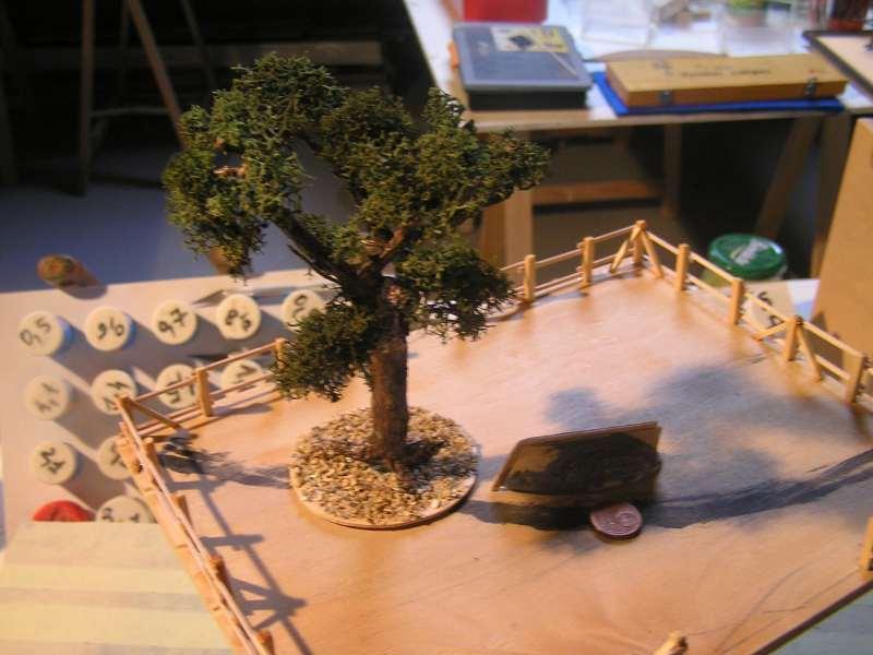 Les cabanes de Pot Rhu  toits en coque de moule Rhu410