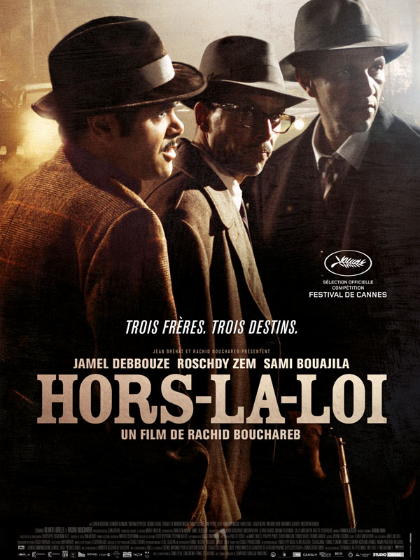 Outside the Law (Hors-la-loi), nominated for 2011 Oscars Hors-l11