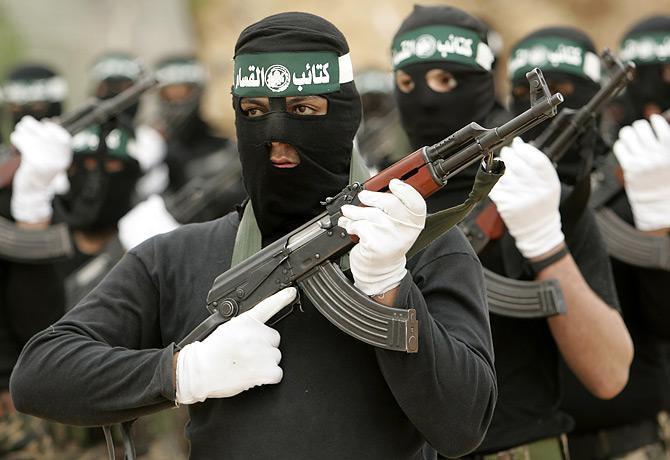 Hamás pide romper los acuerdos de paz con Israel tras el discurso de Netanyahu Hamas10