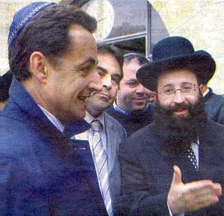 Los orígenes judíos del presidente francés Nicolás Sarkozy Nicola10