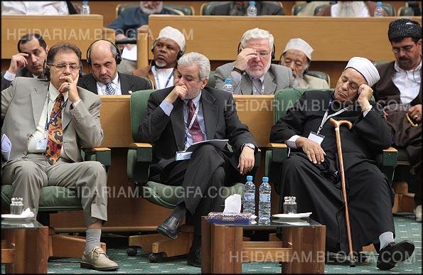 المضحك المبكي - صور لمؤتمر العالم الإسلامي في جدة لمساندة غزة - Image010