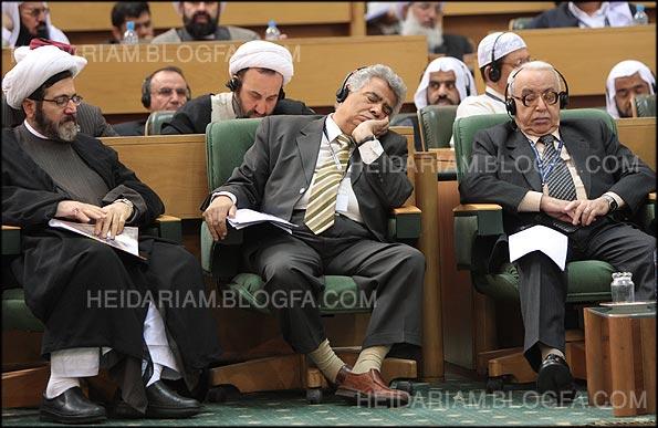 المضحك المبكي - صور لمؤتمر العالم الإسلامي في جدة لمساندة غزة - Image022