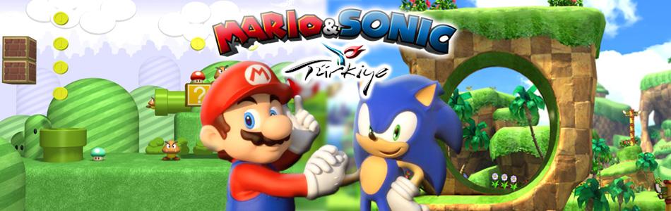 Mario ve Sonic Türkiye