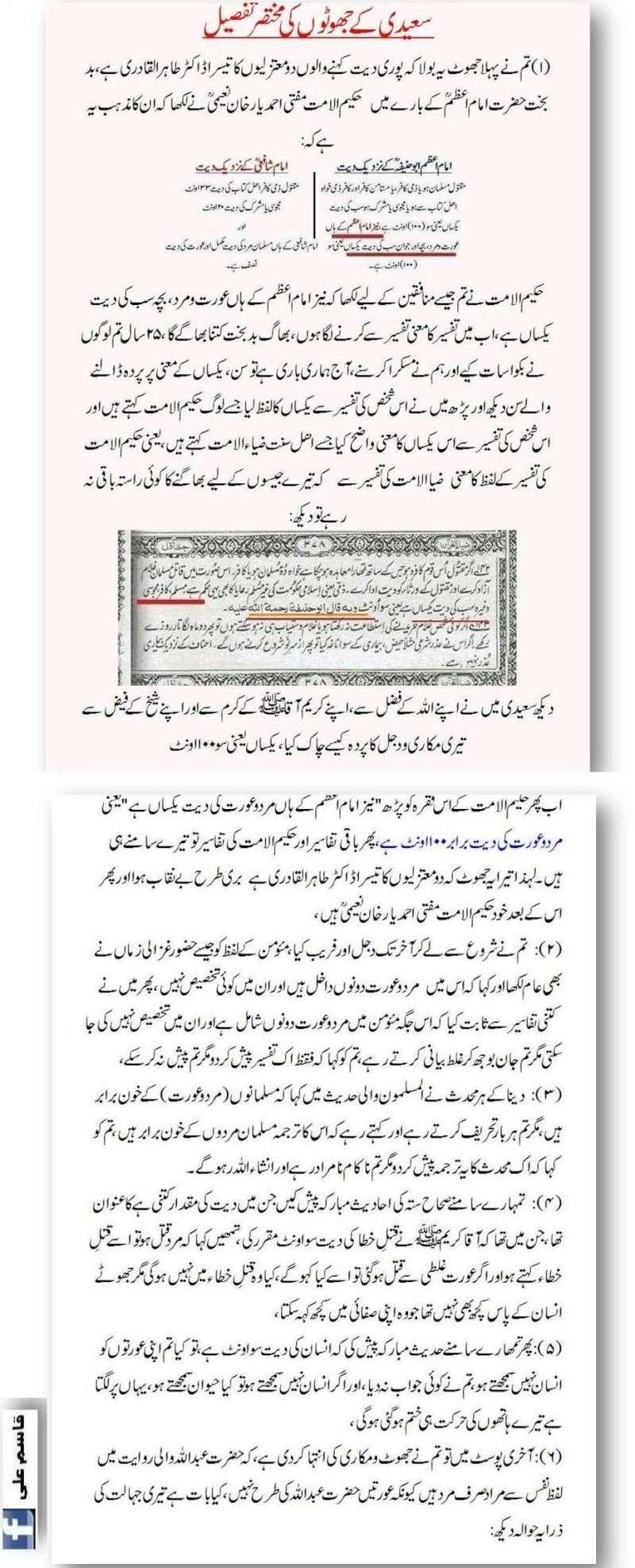دیت کی جعلی فتوی فیکٹری پر منہاج القرآن کی فتح کا جھنڈا - Page 2 2d10