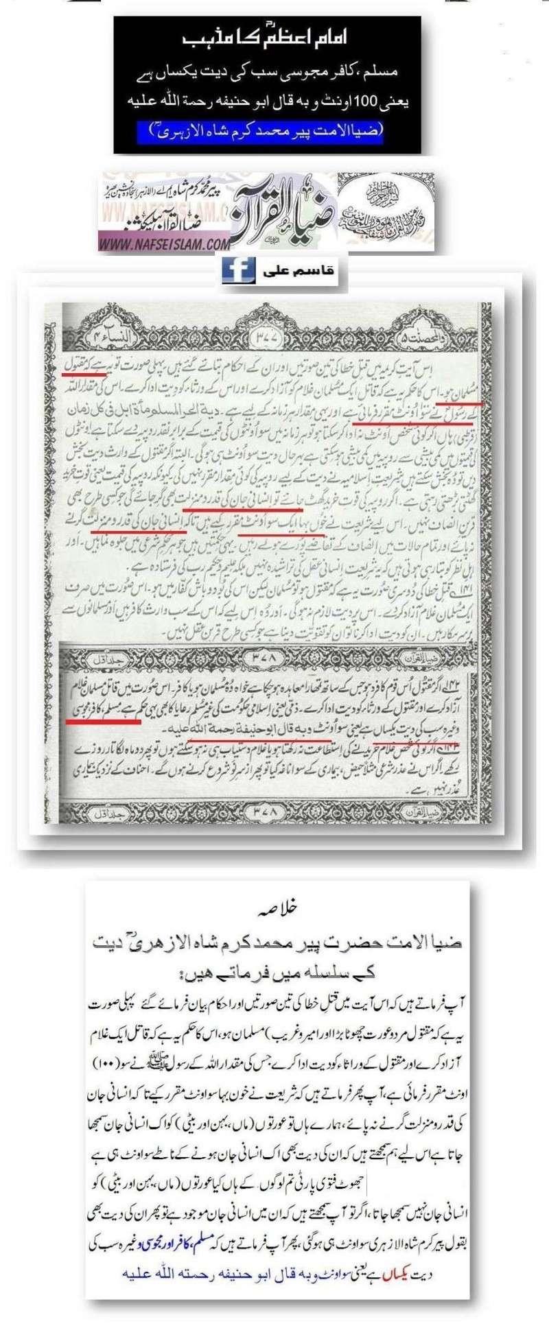 دیت کی جعلی فتوی فیکٹری پر منہاج القرآن کی فتح کا جھنڈا - Page 2 9d10