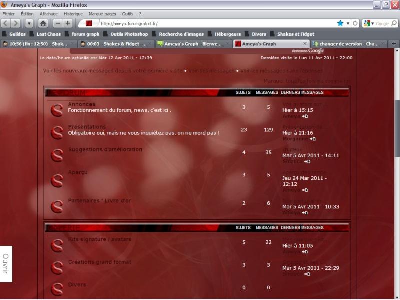 PhpBB3 : chamgement de chat box qui change la mise en page? Forum_11