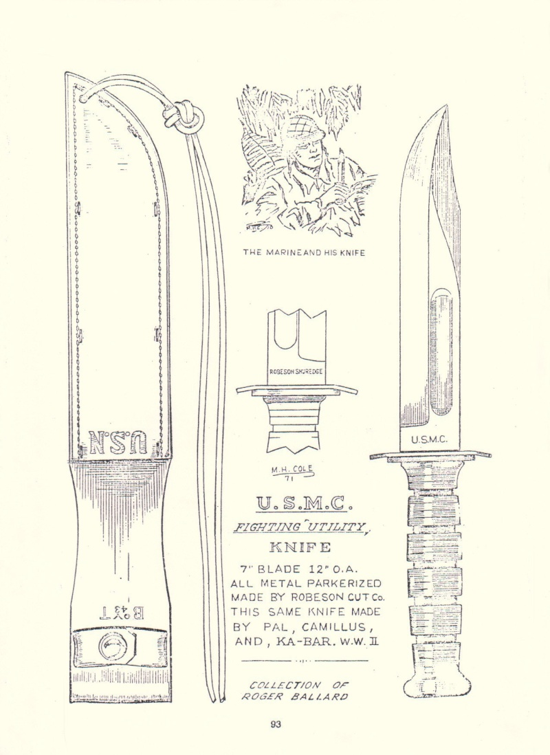 Poignards et couteaux US WWII - Page 2 9310