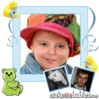 A quoi ressemblera votre futur enfant ? Babywb11
