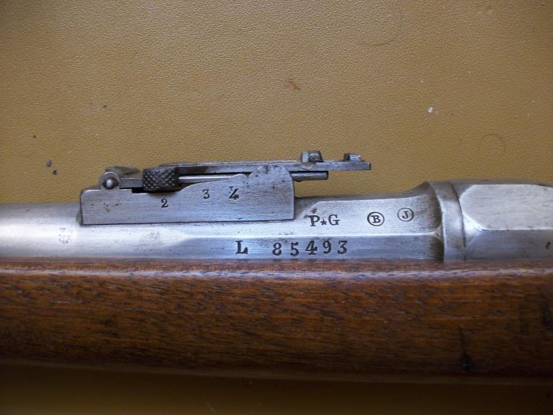 Modèle 1866 Chasse13