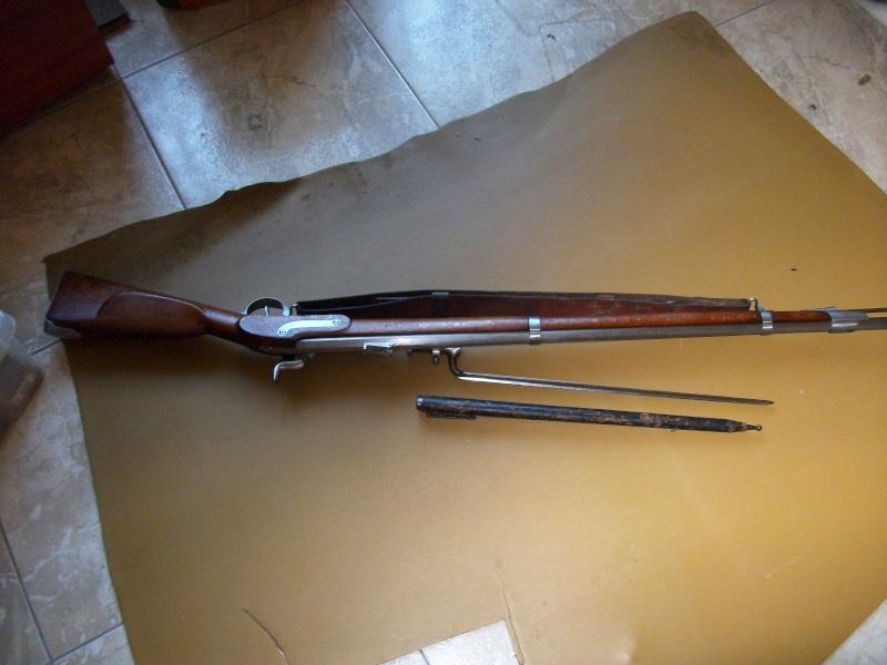 Le fusil LORENZ Lorenz11