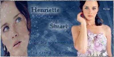 A mon tour *.* Henrie17
