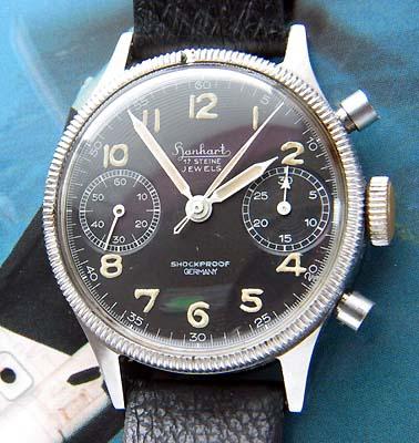 Les marques de montres mécaniques peu, pas ou moins citées Hanhar10
