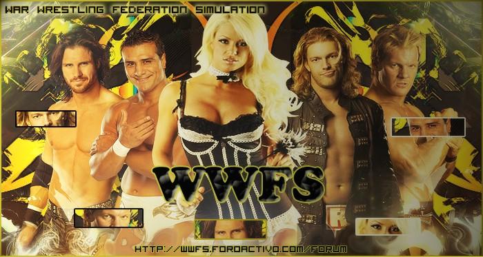 War Wrestling Federation Simulation