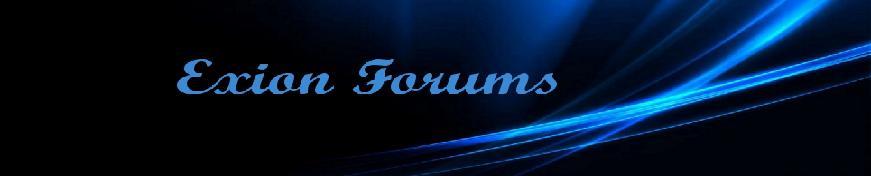 Exion Forums