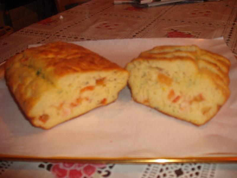 cake au saumon Dscf1911