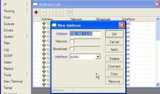 setting mikrotik gateway speedy Screen23