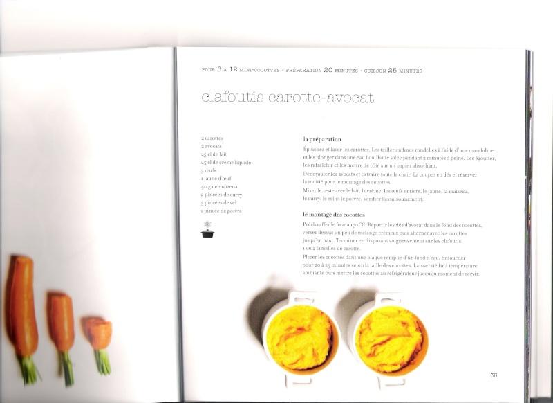 Recettes pour Minis Cocottes _277210
