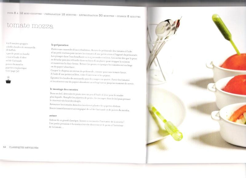 Recettes pour Minis Cocottes _278210