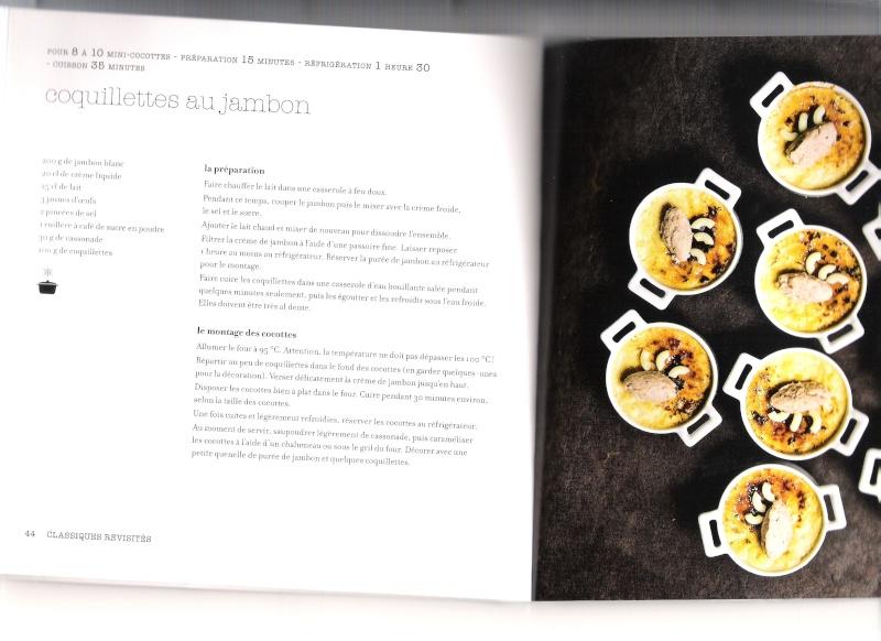 Recettes pour Minis Cocottes _278310