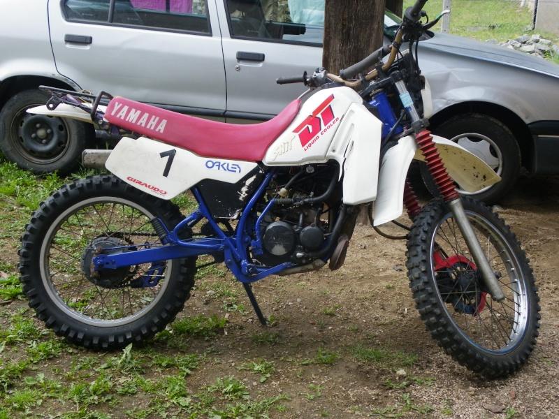 Ma yamaha 80 cc dtlc Yamaha10