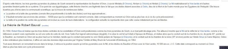 pyramides et orion. Pyrami10