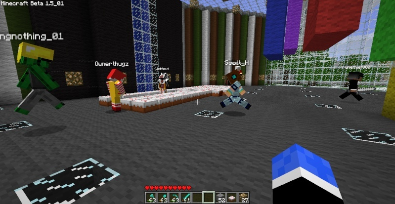 MineCraft Wedding friday 2011-028