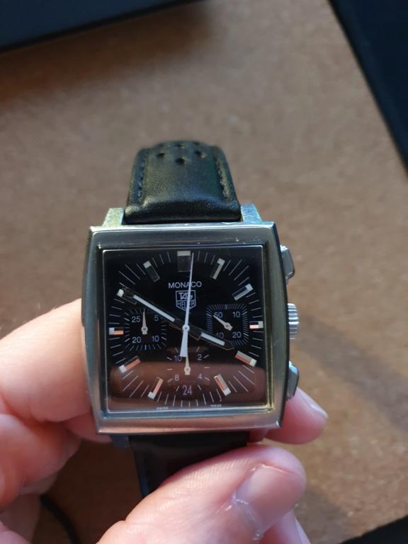 Aiguille chronomètre Tag Monaco décalée  20200710