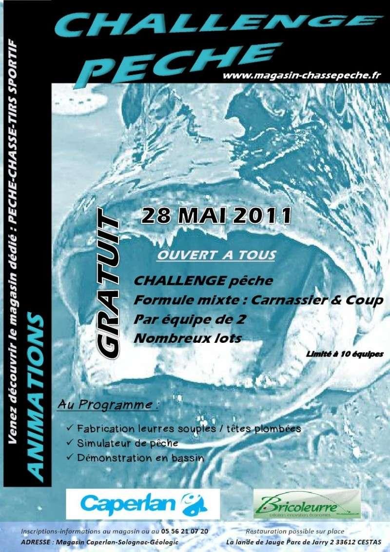 CHALLENGE GEOLOGIC VILLAGE Affich11