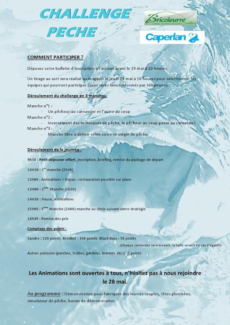CHALLENGE GEOLOGIC VILLAGE Affich12