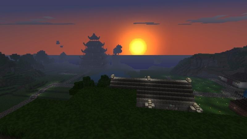 Sunrise in Ghostantinople 2011-027