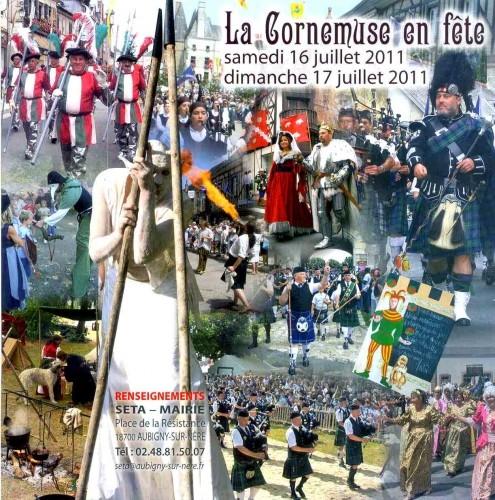 Fêtes Franco Ecossaise d'Aubigny sur Nére 54264410
