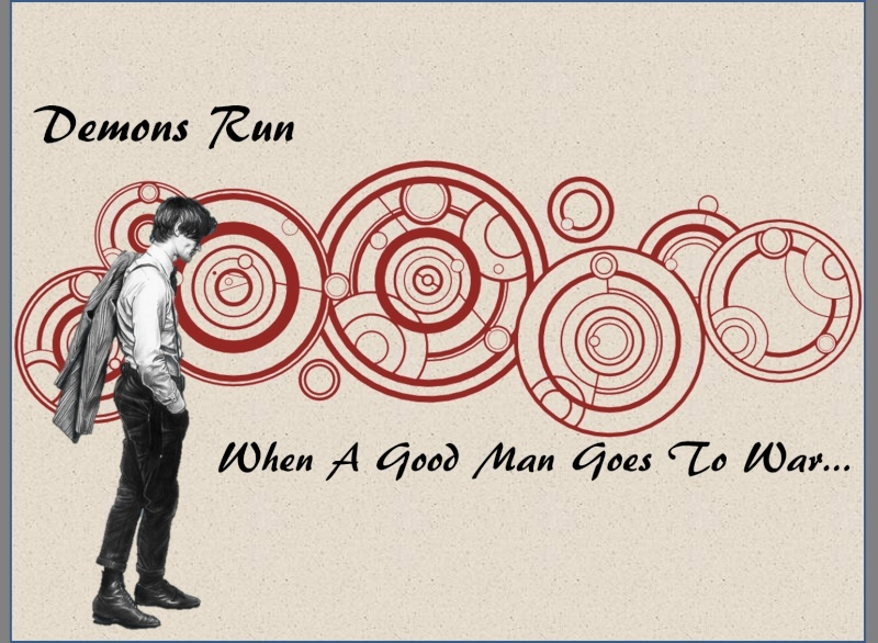 Doctor Who Wallpaper(s) Demons11
