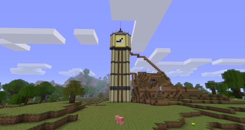 [Projet] Big Ben 2011-012