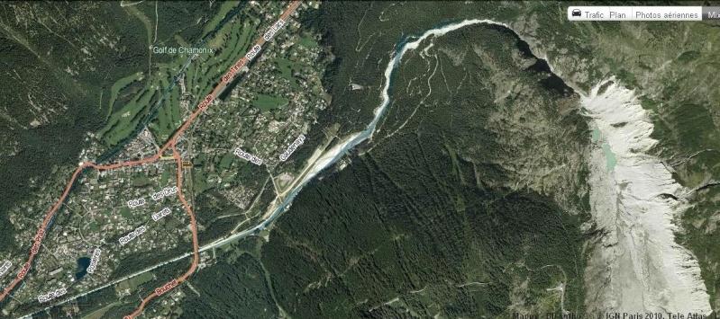 Mappy - Carte de Chamonix-Mont-Blanc  Captur16