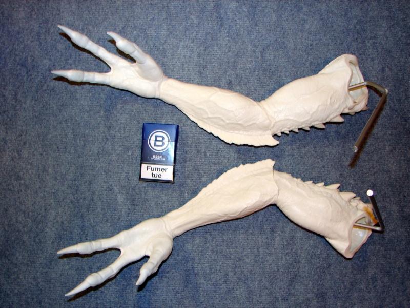 Gremlins Evil kit vinyl 1/1 Gremli19
