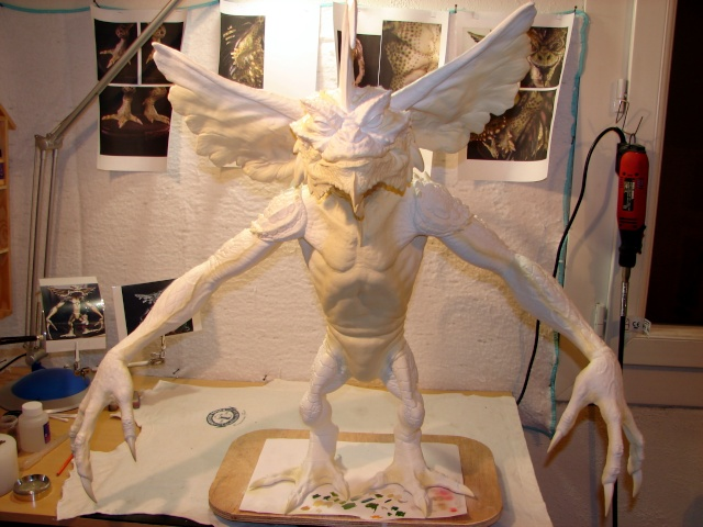 Gremlins Evil kit vinyl 1/1 Gremli43