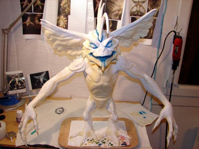 Gremlins Evil kit vinyl 1/1 Gremli49